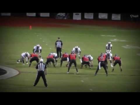 C/ O 2017:#2: Zye'Kee Pruitt: ATH: Theodore High School: Sr Year Football Highlights