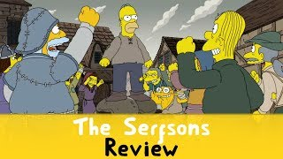 The Simpsons S29 Premiere! - 'The Serfsons' Review