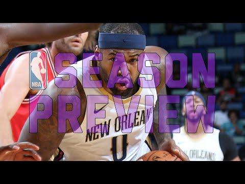 NBA Season Preview Part 4 - The Starters