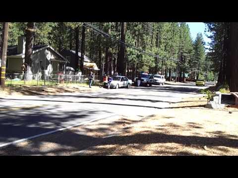 Cop Watchers Lake Tahoe with cool El Dorado County Sheriffs.