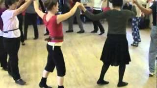 Cradle Dance (Joc de Leagane) with Emily Nisbet