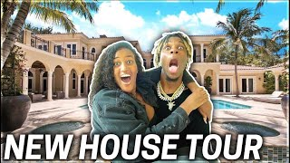 OUR NEW EMPTY HOUSE TOUR!!!😍🏡