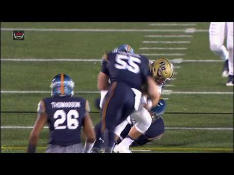 2016 Service Academy College Football Pump Up Hype Video