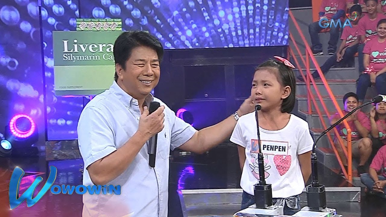 Download Wowowin: Probinsyanang bata, naluha nang malapitan ni Kuya Wil