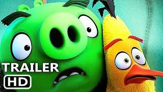 ANGRY BIRDS 2 O FILME Trailer Brasileiro DUBLADO # 2 (Novo, 2019)