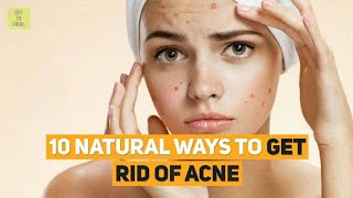 10 Easy Ways To Get Rid Of Acen&Pimples/ How to get rid of acen-pimples  #Homeremedy #Acen&Pimples