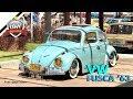 Volkswagen Fusca '63 Rebaixado   HGV Club
