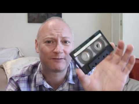 Box O' Tapes #1: My Old Cassettes & Extended Music Waffle Chat