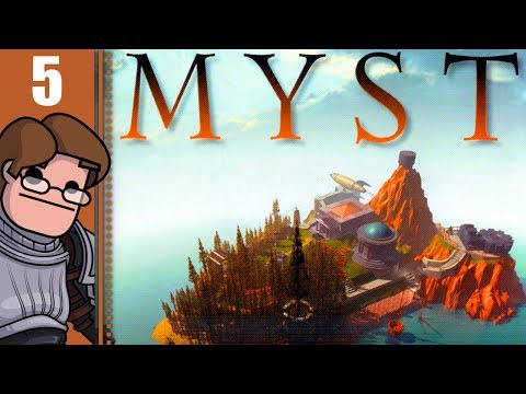 Let's Play realMyst: Masterpiece Edition Part 5 (Patreon Chosen Game)