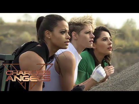 Amy Lynn - Charlie's Angels Trailer!!