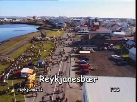Tourist information - Iceland - Sudurnes – 1989-1999