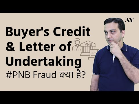 Buyer's Credit & Letter of Undertaking (LOU) - Hindi