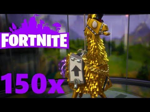 150+ Loot Lama Opening (Fortnite)