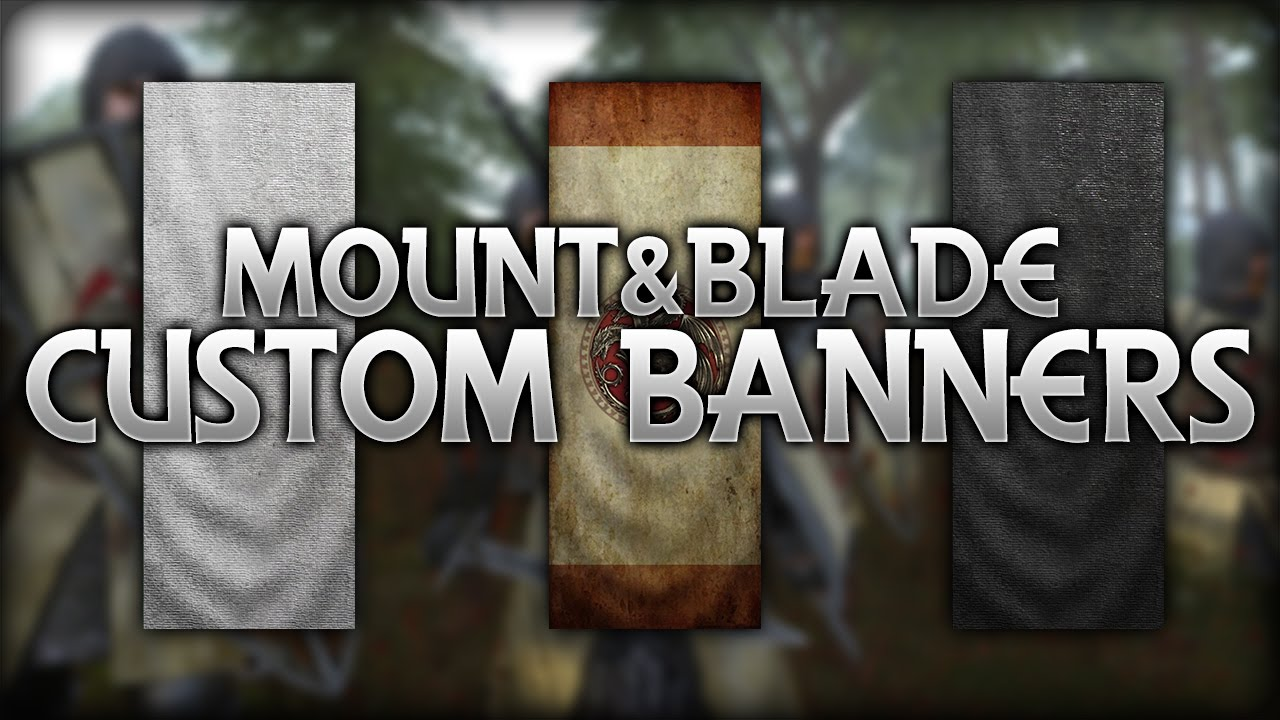 Warband custom banner new porno