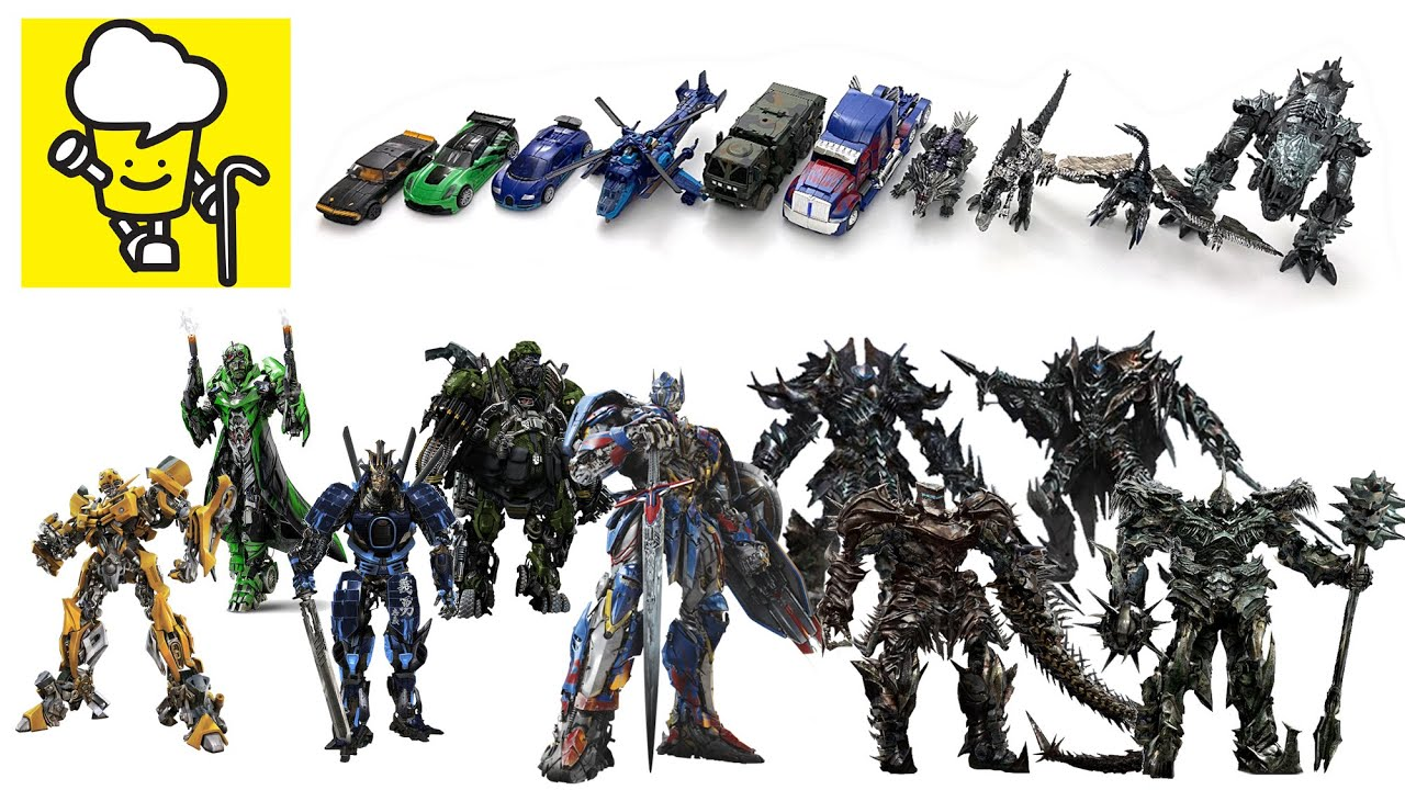 Transformers Movie 4 Age of Extinction Optimus Prime Grimlock トランスフォーマー 變形金剛