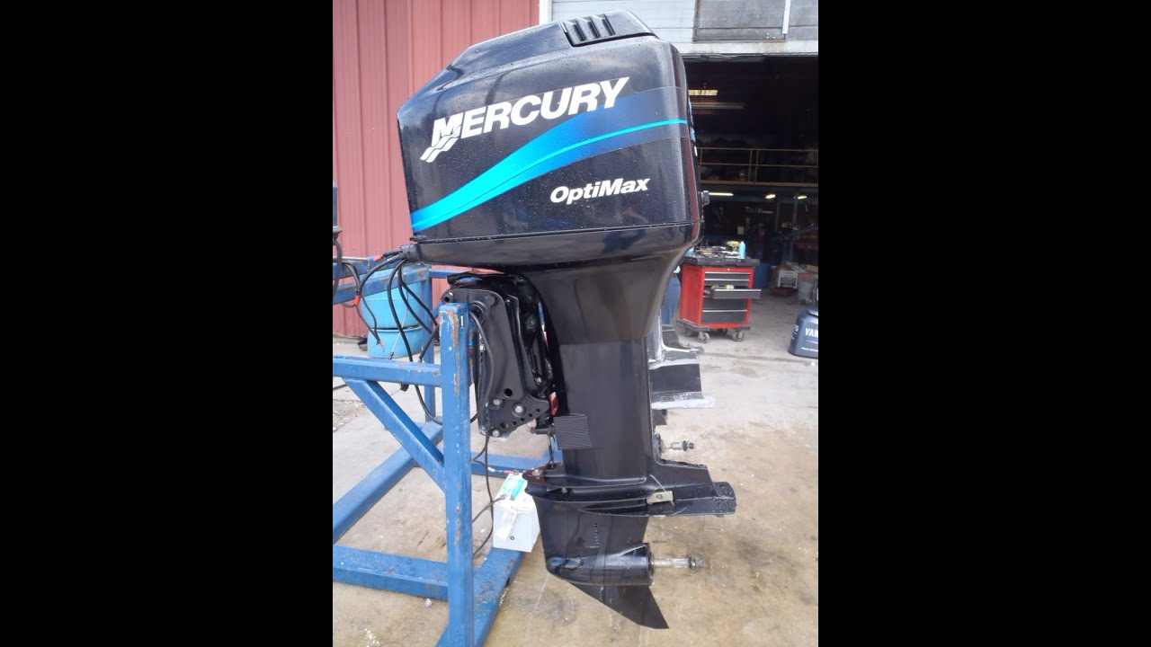 0t207288 used 2001 mercury 150xl 150hp optimax 2 stroke for 2 2 mercury outboard motor
