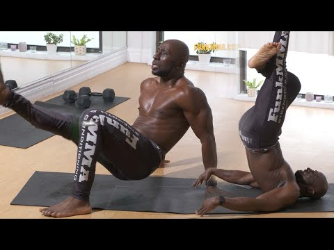 Use This Bodyweight Circuit For Combat Sports Ft. Funk Roberts!