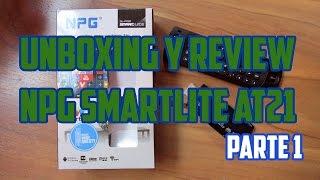 review del npg smarlite at21 parte 1  transforma tu television en una smarttv