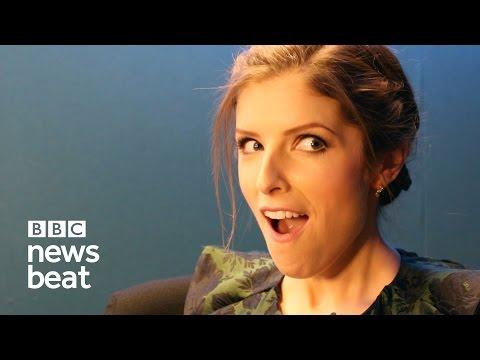 Anna Kendrick: Sex or Chocolate?  |  BBC Newsbeat