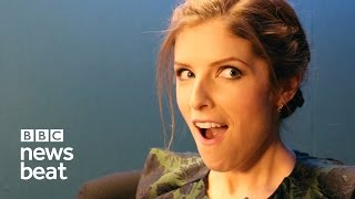 Anna Kendrick: Sex or Chocolate?  |  BBC Newsbeat