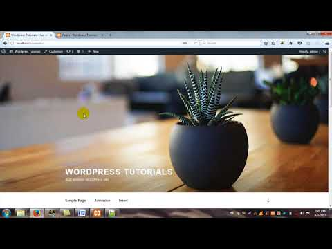 Wordpress tutorial custom table data show  front end without plugin thumbnail