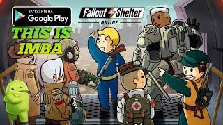 Fallout Shelter Online Обзор онлайн версии игры