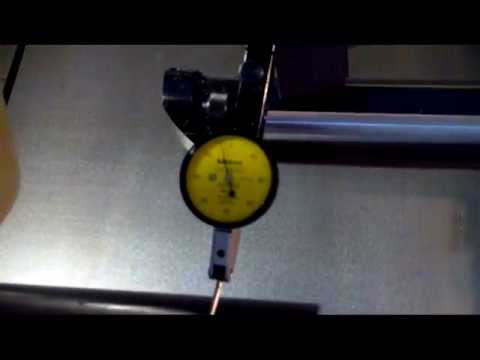 ID OD Concentricity Run out Test 06 05 2013