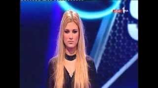 Nevena  Bozovic - Zajdi zajdi     (Fan video)