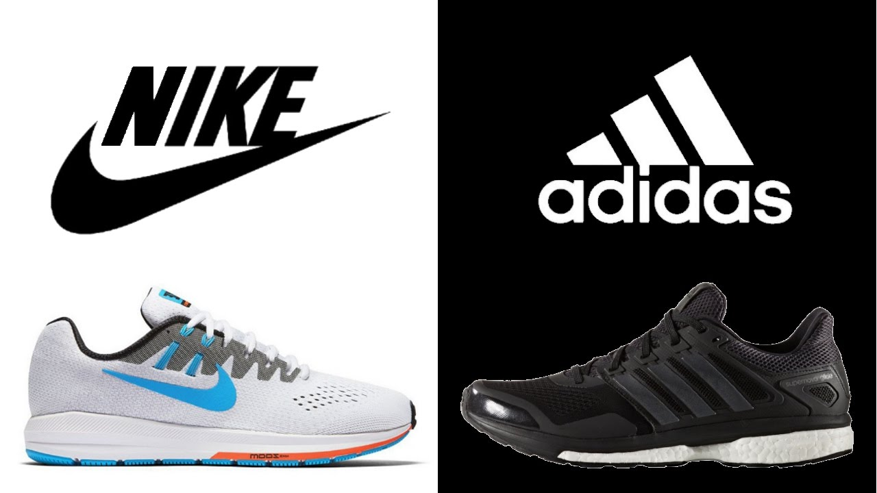 Nike Air Zoom Structure 20 vs. Adidas Glide Boost 8! (Nike vs Adidas  Showdown)