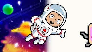 Антоша на краю космоса
