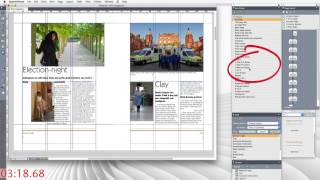 01 - DTP with QuarkXPress: The 8 minute challenge