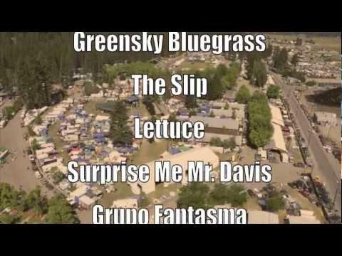 High Sierra Music Festival - 2012 Initial Lineup