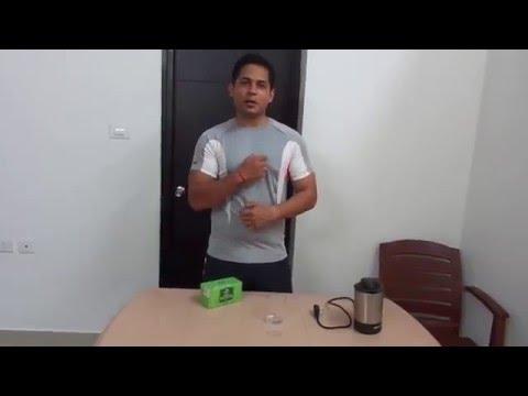 ORGANIC INDIA Tulsi Green Tea Reveiw