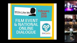 AGNT: White Like Me Film Screening & New Thought Networked Dialogue