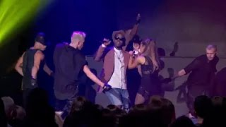 Ariana Grande ft. A$AP Ferg - Hands On Me (Live iHeartRadio Concert Stream)