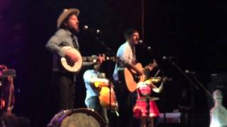 Avett Brothers - Spell of Ambition - Lewiston, NY 9.19.15