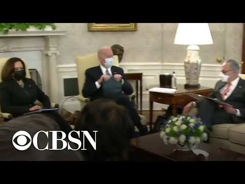 Biden-meets-with-Democrats-to-discuss-COVID-19-stimulus-proposal