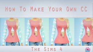 Les Sims 4 Studio : Recolorier | Comment Faire Votre Propre CC