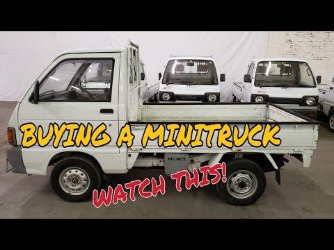 a3e9cbc972 Mini Truck info