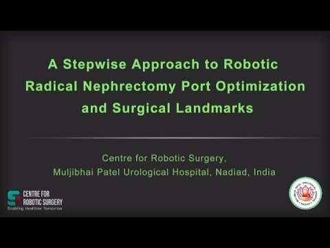 Robotic Radical Nephrectomy