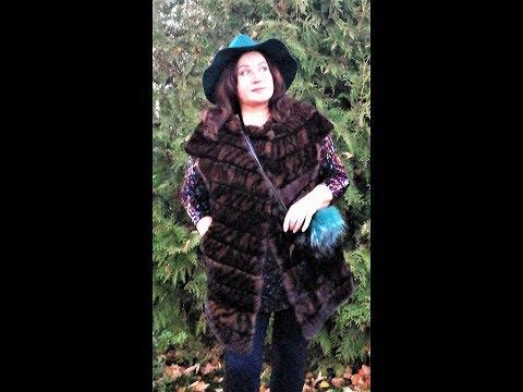 Модные советы Эвелины Хромченко   С каким головным убором носить шубу