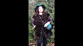 видео Как носить снуд: рекомендации и советы стилистов