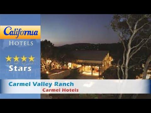 Hotels near carmel valley ca