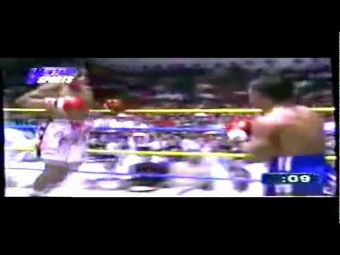 Manny Pacquiao First Lost