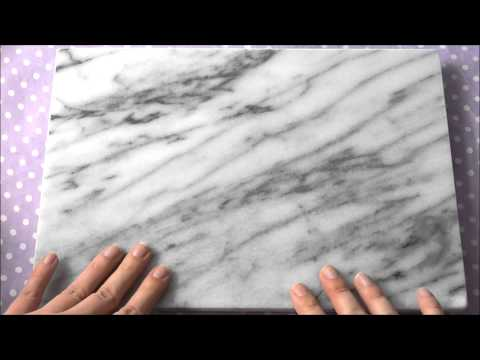 Introduction to Working Surface : Marble