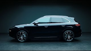 The new Porsche Cayenne – Sportiness thumbnail