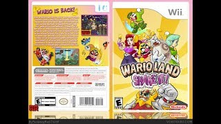 (L:34) Wario land Shake it Wii Longplay