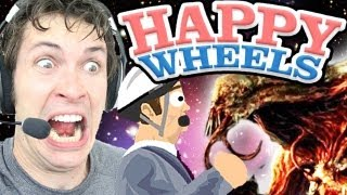 Happy Wheels - DEAD SPACE IS IMPOSSIBLE