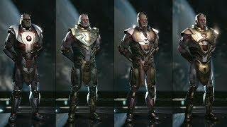 Injustice 2: DARKSEID - Gears Épicas e Final de Personagem