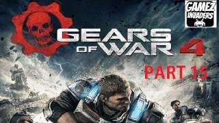 GEARS OF WAR 4! Playthrough (Act III 4 Do Not Go Gentle) Walkthrough 15